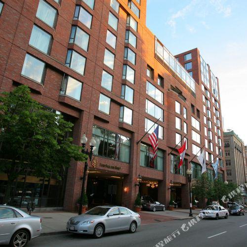 The Four Seasons Hotel Boston