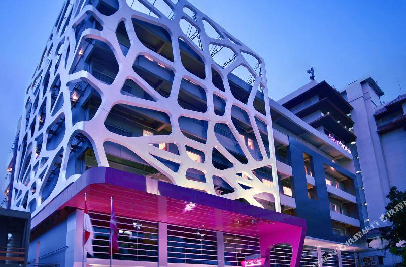 Favehotel Gatot Subroto Hotel Bintang 3 Di Jakarta