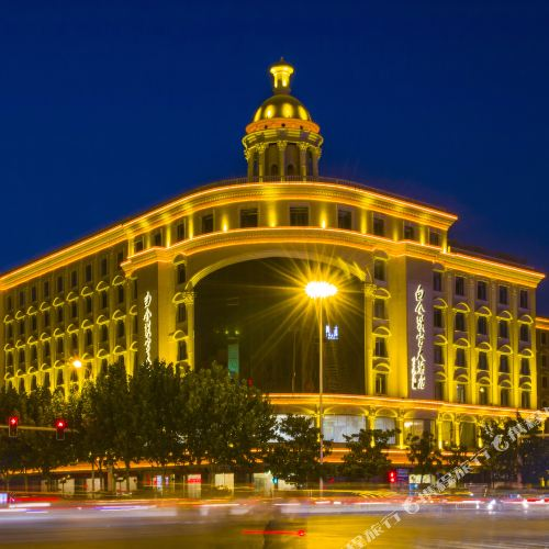 阜陽白金漢宮大酒店