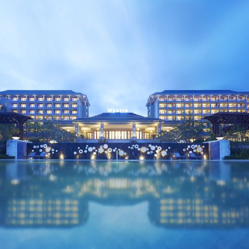 The Westin Zhujiajian Resort, Zhoushan