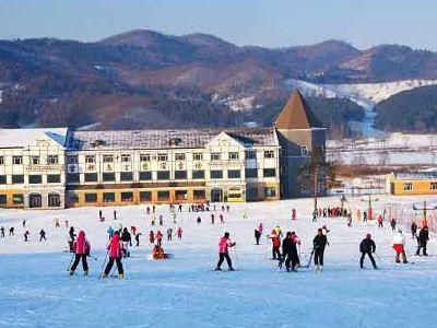 華天烏吉密滑雪場