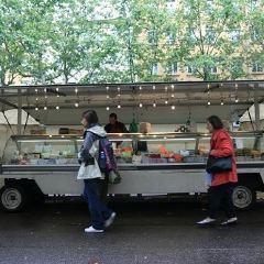 裡昂紅十字區集市(Croix-Rousse market)用戶圖片