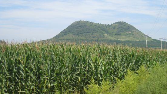 吉林伊通火山群國家級自然保護區
