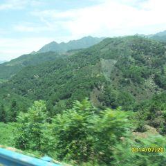 金剛台(貓耳峰)國家級地質公園用戶圖片