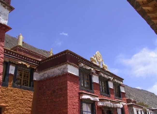 熱拉雍仲林寺