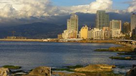 黎巴嫩展館展覽