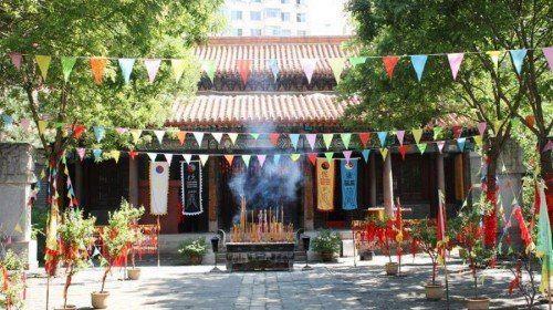 天下第一城隍廟景區