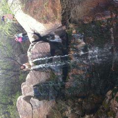 샹수이 위푸 폭포 여행 사진
