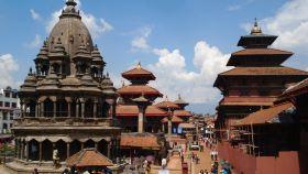Religious Sites in Patan