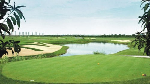 Tianjin the South Legency Golf Club