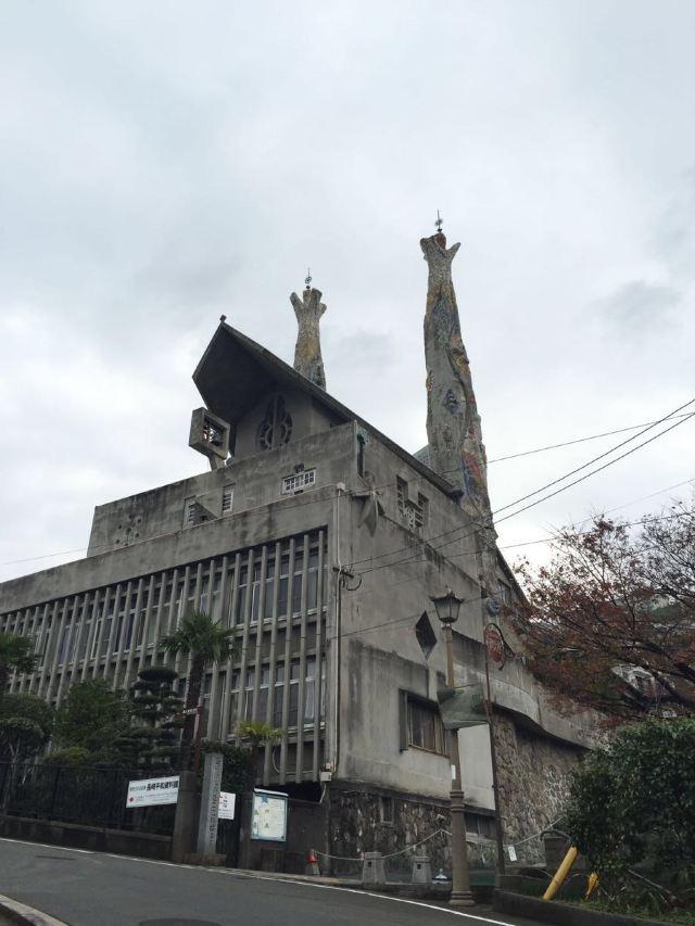 일본 26성인 순교지