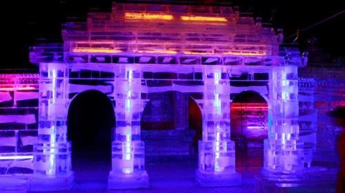 世博冰雕文化藝術園