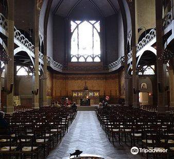 Church of St Jean Montmartre