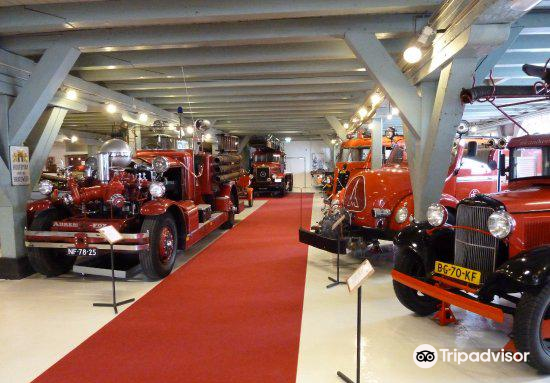 National Fire Brigade Museum