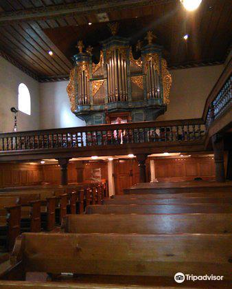 Reformierte Kirche Köniz