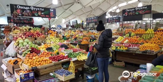 Dorogomilovsky 市場