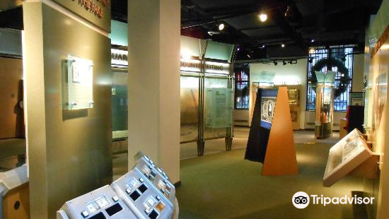 Money Museum at the Federal Reserve Bank