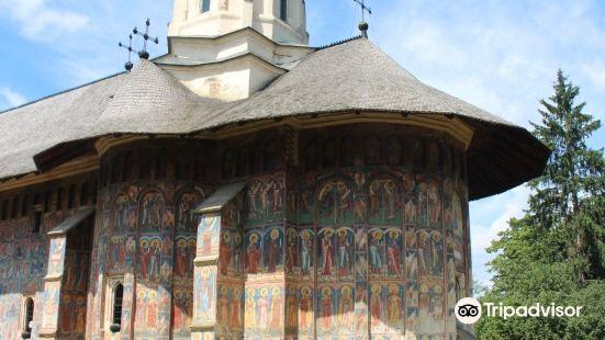 摩爾多維查修道院