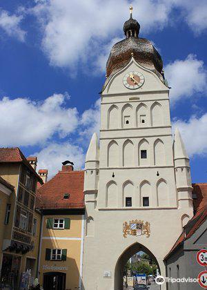 Schoner Turm