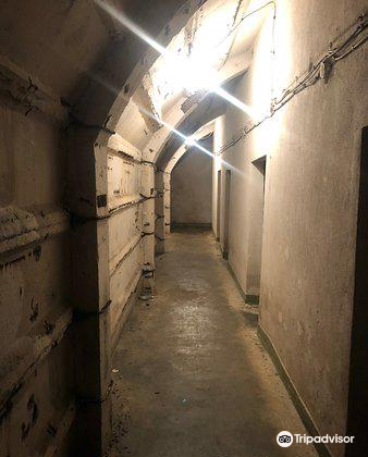 The Cold War Tunnel