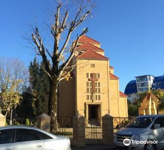 Surb Sargis Armavir Apostle Church