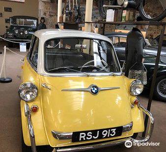 Moray Motor Museum