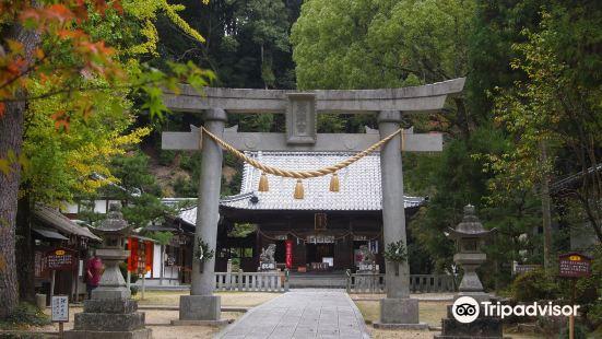 Hachiman Shrine Matsudaira Toshogu
