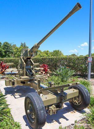 Caloundra RSL Military Display