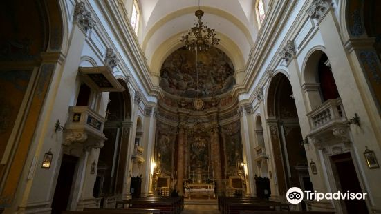Saint Ignatius天主教堂