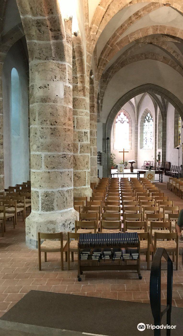 L'Eglise St Vincent