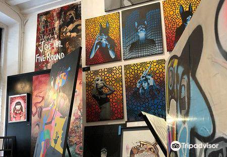 Base Elements Urban Art Gallery
