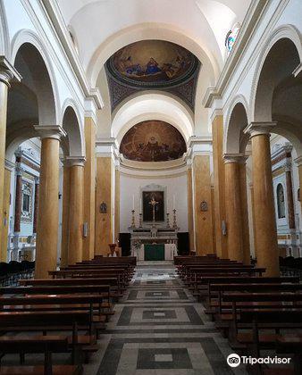 Chiesa SS. Pietro Apostolo e Marco Evangelista
