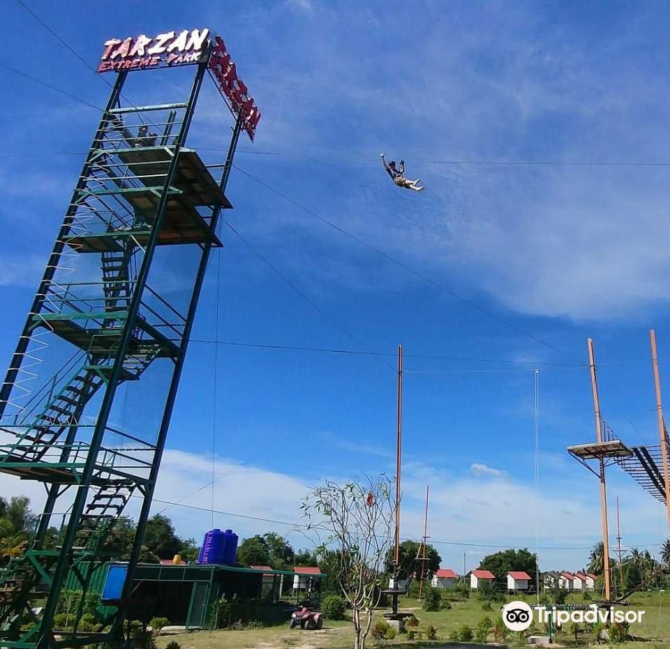 Pattaya Tarzan Extreme Park