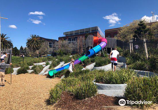 Poppy Kettle Playground