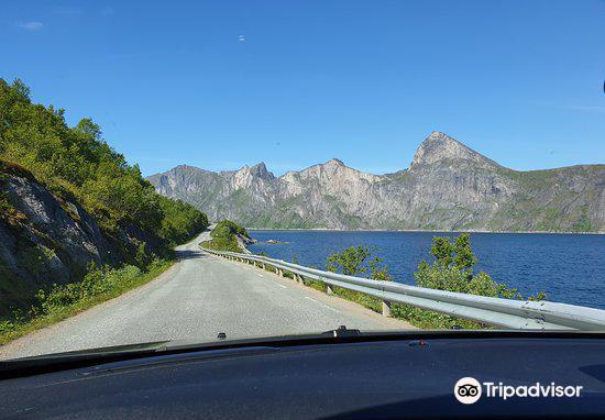 Scenic Route Senja