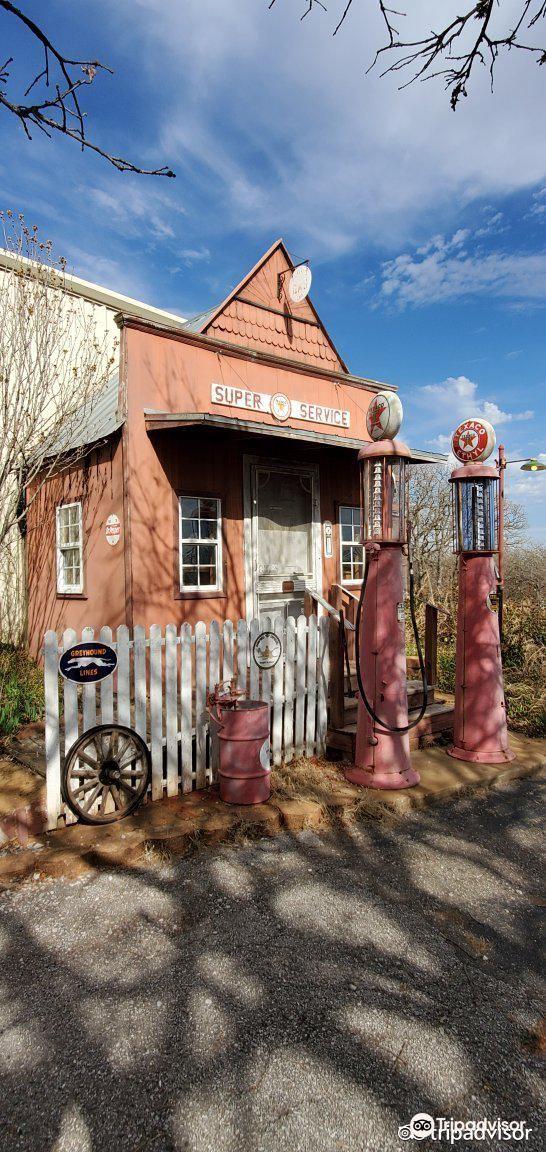 Route 66 Arcadia Oklahoma -John Hargrove's place