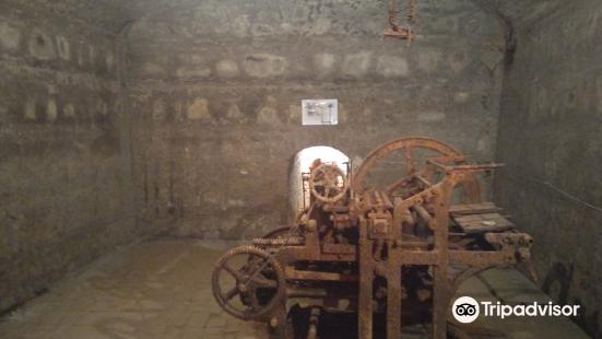 第比利斯地下印刷廠