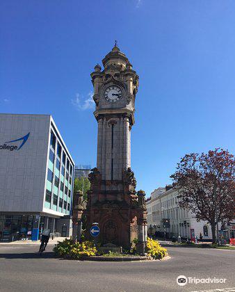 Miles' Clocktower - Queen Street