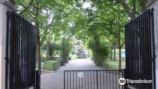 Jardin Emile Galle