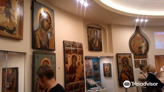 Museum of the History of St. Petersburg Religion