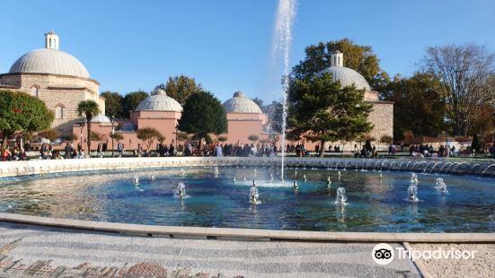 艾哈邁德三世噴泉
