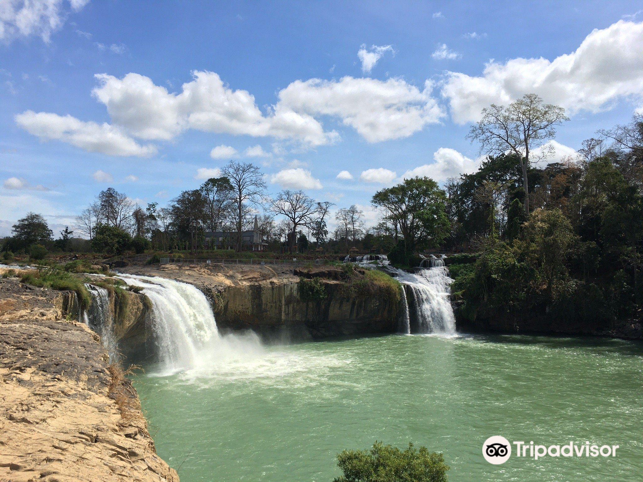 Dray Nur Waterfalls