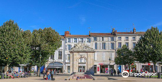 Office de Tourisme Rochefort Ocean a Rochefort