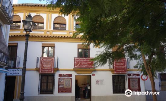Museum of Guadameci Omeya. Exhibition by Ramon Garcia Romero and Jose Carlos V. Garcia