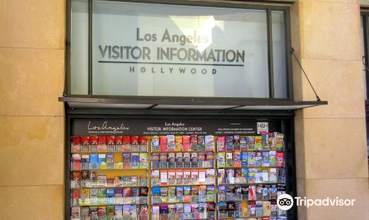 Los Angeles Convention & Visitors Bureau