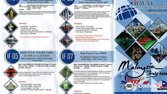 Ifwat Trans Travel & Tours