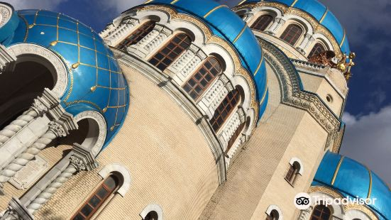 Holy Trinity Church(Borisovskiy Proyezd)