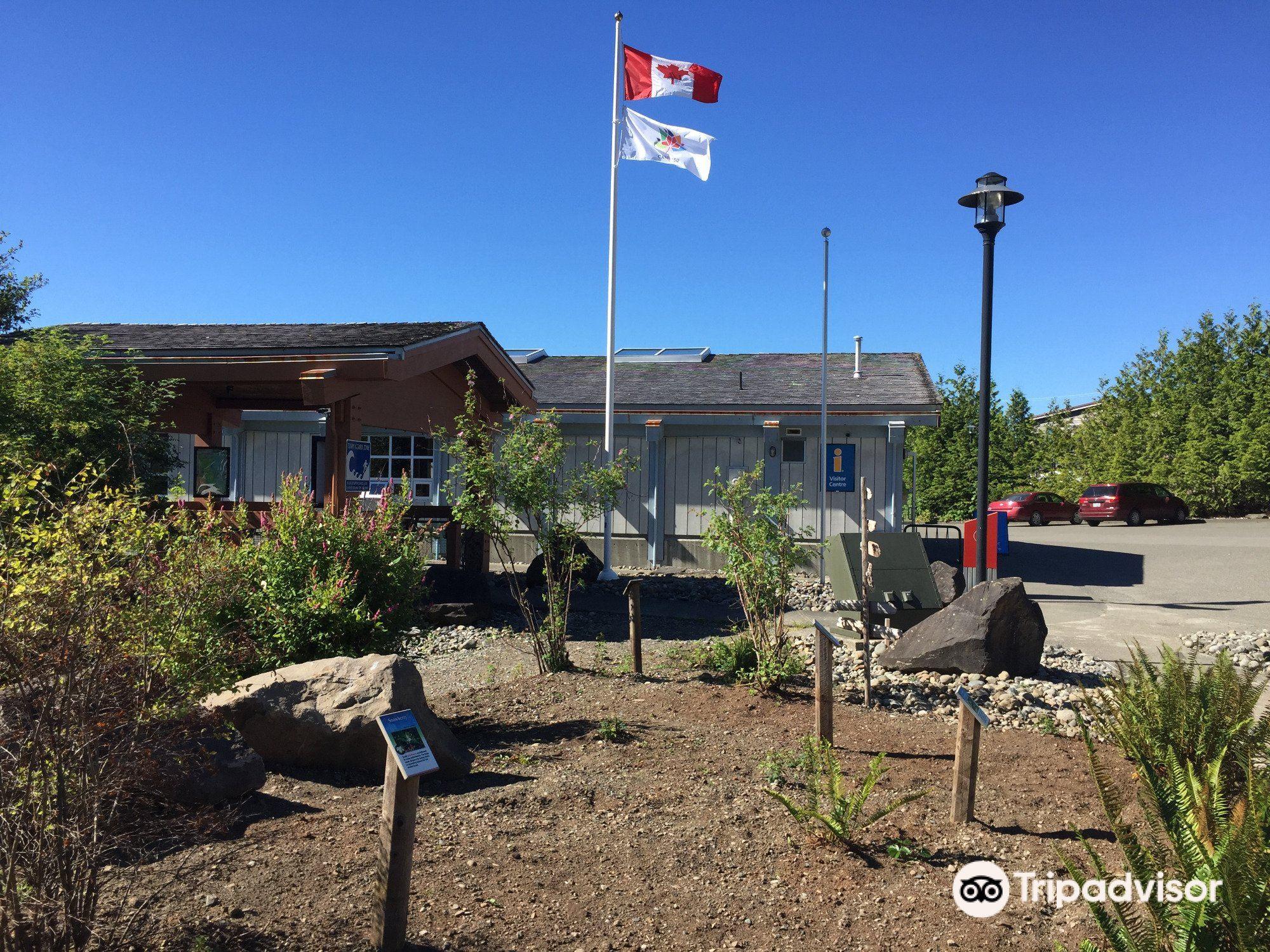 Queen Charlotte Island BC Canada