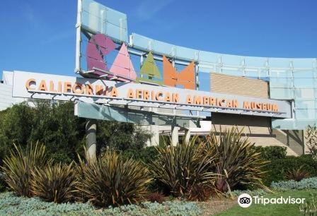 加州非裔美國人博物館