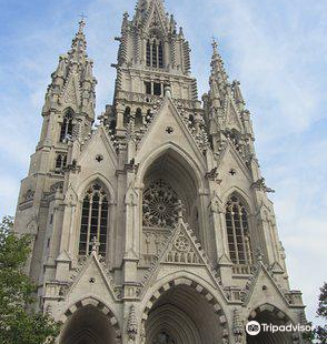 Notre Dame Church of Laken (Laeken)